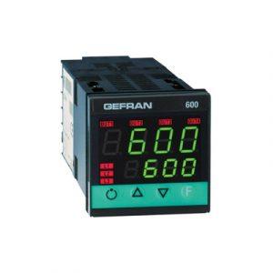 Controlador Gefran -PAHC-automação